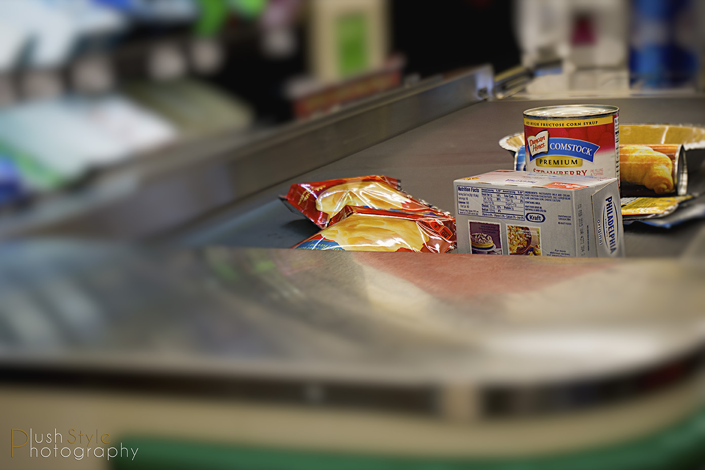 at the checkout image